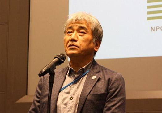 石塚宗司氏